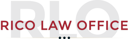 rico law office logo